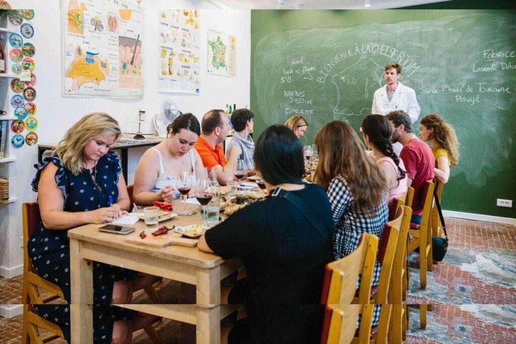 Ateliers Le Cheese Geek